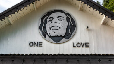 Photo of Bob Marley and love — simple as that